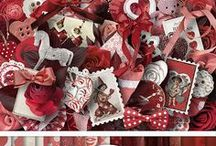 "No Greater Love by Ilonka's Scrapbook Designs / ""No Greater Love"" by #ilonkasscrapbookdesigns is perfect for Valentine's Day, but if you like Red you can also use for all kind of other occasions.   bit.ly/digiscrapbookingboutique_ilonkasscrapbookdesigns  bit.ly/godigitalscrapbooking_ilonkasscrapbookdesigns  bit.ly/etsy-ilonkasscrapbookdesigns"