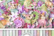 Hippity Hoppity by Ilonka's Scrapbook Designs