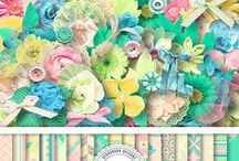 Happy Days by Ilonka's Scrapbook Designs
