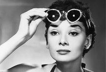 Hepburn - in a class all her own / by I Am Astounded