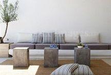 PALM DESERT / Inspiration Board for Palm Desert residence