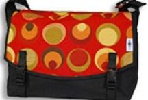 One of a kind messenger bags