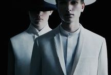Inspiration - Men's fashion / Inspirational research