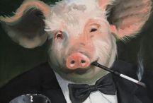 Pig Post