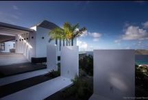 Contemporary St Barts / Some of the best #vacation #villas in #StBarts