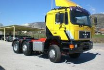 Baurent sells used trucks / Baurent Romania sells all kind of used trucks