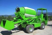 Concrete trucks / Concrete trucks for sale from Baurent Romania, used, but in very good working condition.