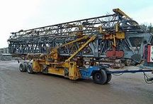 Tower cranes for sale / Tower cranes from Baurent Romania