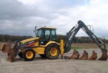 Backhoe for sale / Baurent sells used backhoes