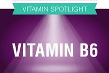 Vitamin Spotlight / Benefits of prenatal vitamins, overviewing the importance of the various vitmains and minerals they contain.