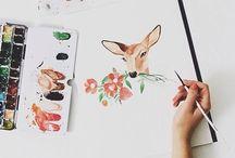 Art / Drawings and art