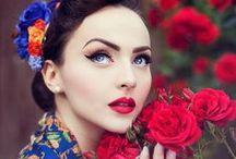 Peinados Y Maquillaje *-* / by Nicolle Juarez
