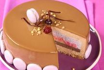 Sweeties: Torta / Torta, Layer cake, Cheesecake, Wedding cake, Mille-feuille, Gateau au fromage, Genoise
