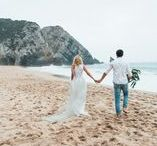 Beach + Nautical Weddings / Beach custom theme wedding ideas: coastal, beachy, nautical