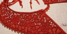 Lace collars Кружевные воротники / Lace collars Кружевные воротники
