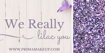 The Spring Look / Great makeup, glitter makeup and eyeshadow ideas for Spring and Easter.