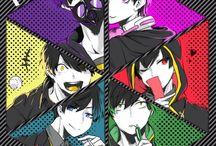 Osomatsu-san / I really love this anime!!!!