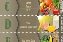 Discover Food Properties / Understand which are the benefits of eating #healthyfood through cool #infographics
