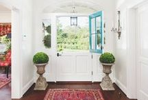 Home - Hallway & Stairs / by Kate Wagstaff