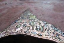 Sequoia slice / http://hervebrisepierre.wix.com/ateliers