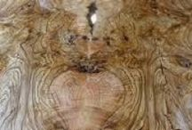 Papillon de Ganesh / SOLD OUT!! If you wish a similar wood table, please contact herve.brisepierre@orange.fr Frene olivier http://hervebrisepierre.wix.com/ateliers