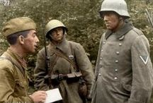 Red army,Wehrmacht and SS