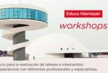 Educa Niemeyer workshops / Educa Niemeyer workshops