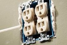 DIY Energy Efficiency / Do it yourself projects that save electricity.