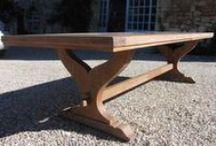 Pascaline Brisepierre / Table - Stool - Coffee Table - Art Wood & Design