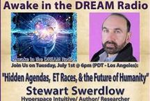 Stewart Swerdlow / A gifted Hyperspace Intuitive, Stewart A. Swerdlow moves his consciousness beyond time and space to determine your foundational mind-pattern upon which all your life experiences are based. http://www.expansions.com/