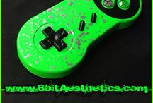 Other Custom Consoles & Gaming Equipment! / We customize almost any gaming system and controllers you want! Just message us on the website- www.8bitaesthetics.com