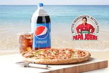 """#BetterSummer Contest / To enter to win a Better Summer Party Pack: 1) Follow @PapaJohnsPizza on Pinterest 2) Create a board called #BetterSummer Contest 3) Re-Pin any 10 """"ingredients"""" of what would make your Summer, Better from this board 4) Email the link of your contest board to BetterSummer@papajohns.com 5) Full rules available here: http://www.papajohns.com/bettersummer/  #BetterSummer #PapaJohns"""