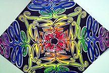 FIMOnávody - patchwork, mozaiky, mozek, skládání
