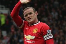 MUFC: Wayne Rooney / Manchester United and England captain Wayne Rooney. The best images, designs and graphics, updated regularly.