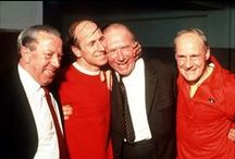MUFC: 1968 European Cup / All the best images from Manchester United's first European Cup win, against Benfica on 29 May, 1968. Matt Busby's side won 4-1.