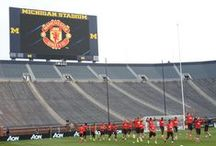 MUFC: Tour 2014 / Manchester United's pre-season tour of the United States of America in 2014 was a huge success. Check out some of the best imagery from a memorable three-week trip.