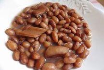 Noviembre'14: Alubias / Alubias para el Recetario mañoso de Noviembre