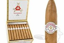 Cigars // Montecristo / Click through to our site for even more options on shapes and wrappers.