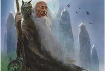 Pure Fantasy and Magic / by Sasaya Hamer-Pennisi