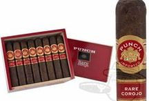 Cigars // Punch / Click through to our site for even more options on shapes and wrappers.