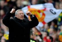 MUFC: Sir Alex Ferguson / Sir Alex Ferguson was in charge of Manchester United between 1986 and 2013, in the process becoming the most successful British football manager of all time.