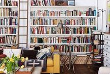 Home - Study/Library / by Kate Wagstaff