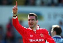 MUFC: Eric Cantona / The best images and graphics of Manchester United legend Eric Cantona.