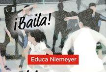 ¡Baila! Hip-hop en el Centro Niemeyer / Experiencia didáctica en el Centro Niemeyer