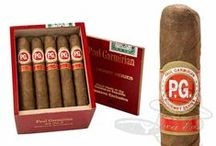 Cigars // Paul Garmirian / Click through to our site for even more options on shapes and wrappers.