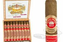 Cigars // H. Upmann / Click through to our site for even more options on shapes and wrappers.
