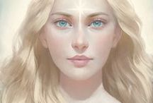The Path of the Priestess / A novel I'm working on