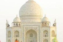 Taj Mahal / Taj Mahal: Una historia de amor. Uno de los más bellos edificios del mundo, el Taj Mahal, es el resultado de una bella y trágica historia de amor.