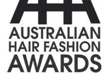 AHFA / This year & for the first time, the Franck Provost Paris - Australia team has entered the Australian Hairdressing Awards competition as finalist! Check their great success for the below creative collection.