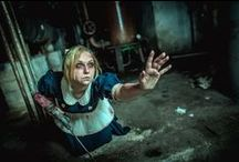 Bioshock Little Sister Cosplay / I had the most amazing shooting in an old foundry with my Little Sister cosplay! Floh from Vanity-Art-Photography did an amazing job!   Little Sister Cosplay made and modeled by me, Kes von Puch - www.facebook.com/vonpuch Photo: Floh Poschenrieder | Vanity-Art-Photography: http://vanity-art-photography.de/